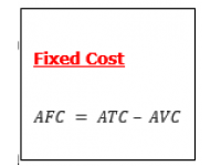 Fixed Cost
