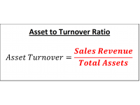 Asset to Turnover Ratio