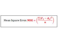 Mean Square Error