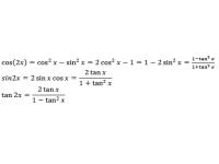 Trigonometric Functions - 4