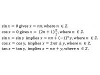 Trigonometric Functions - 8