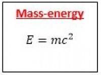 Mass-energy