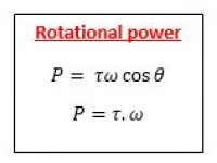 Rotational Power