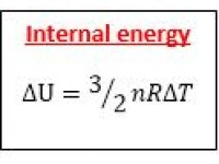 Internal energy
