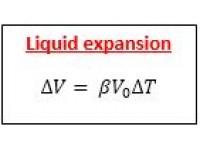 Liquid expansion