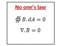 No one's law