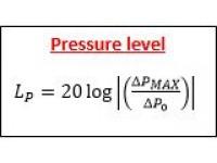Pressure level